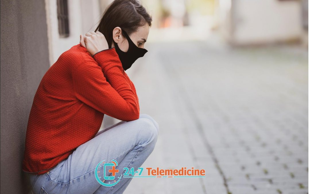 Need to talk to someone? Give 24-7 Telemedicine Behavioral Health Benefit a try.
