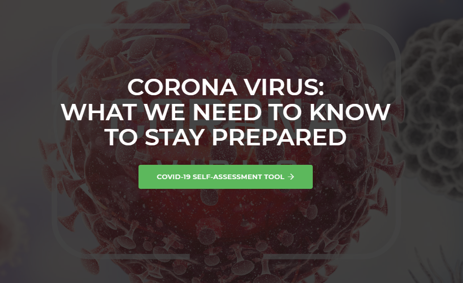 CORONA VIRUS: WHAT WE NEED TO KNOW TO STAY PREPARED
